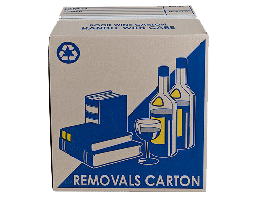 Packing Boxes - Book-Wine Cartons - Barragup Self Storage