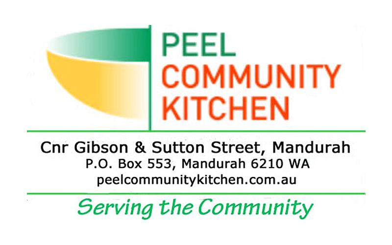 Peel Community Kitchen Logo