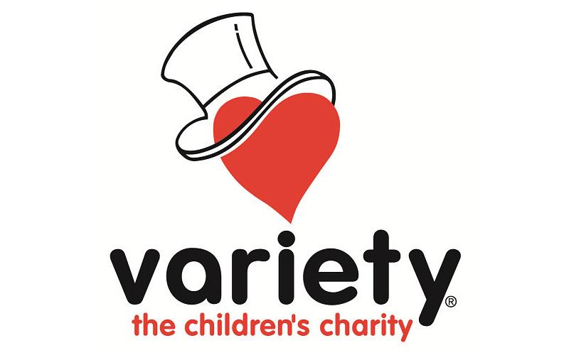 Variety – the Children's Charity of WA Logo